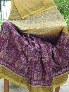 Baghambari by national awardee weaver and available at Mahua Sarkar Sen (facebook)