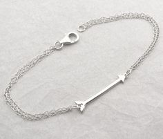 Arrow Bracelet my very fave piece by the super talented Val! www.valeriesboutique.com @valstrowski