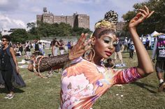 28 Portraits That Prove Afropunk Is The Most Stylish Festival On Earth | The FADER