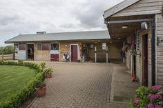 Scotts stables by Scotts of Thrapston, via Flickr