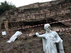 Pompei, come sepolto
