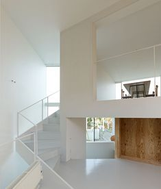Interior from Northern Nautilus by Japanese architect Takato Tamagami