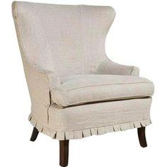skirted chair
