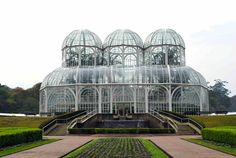 Victorian Era Greenhouse