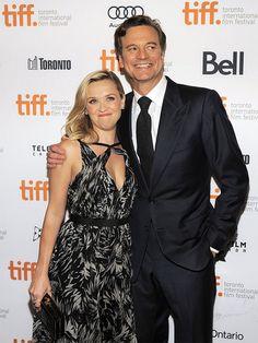 2013 TIFF - Devil's Knot Premiere-Reese Witherspoon & Colin Firth