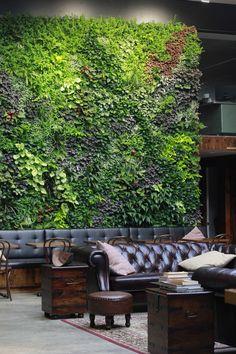 Devocion Cafe, Williamsburg, New York City by Studios Go