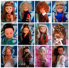 Afro, Crochet Necklace, Dolls, Baby, Kimono, Brunettes, Light Blonde, Doll Dresses, Redheads