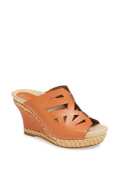 Earthies® 'Setina' Wedge Sandal available at #Nordstrom