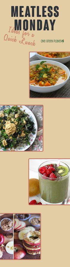 http://onegr.pl/1E2rnjo #vegan #vegetarian #meatlessmonday #quick #lunch #meals #recipes