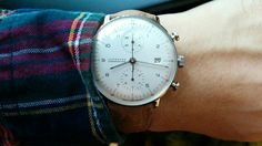 junghans chronoscope max bill - Google Search