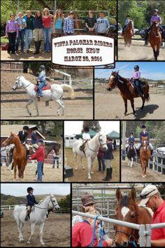 Vista palomar riders ivey ranch horses