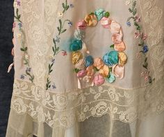 Treasure Hunt for high-style vintage clothing at Vintage Textile