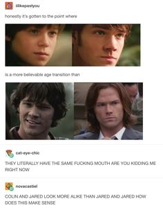 """Supernatural"" Is An Absolutely Bonkers Show And These Tumblr Posts Prove It"