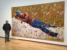 Catching Up with Kehinde Wiley (Art Education Blog for K-12 Art Teachers