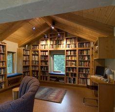 Mansarda in legno. Via arredamentisumisuraroma.altervista.org
