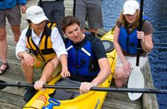 Offered through REI in the Greater San Francisco Bay Area: Learn to #Kayak Class with Tour