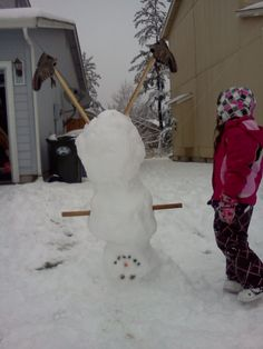 Snow day fun with pintrest!