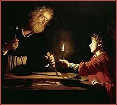 """""""El corazón en Dios  y las manos en el trabajo""""  Santa María Josefa Roissello, Fundadora."""