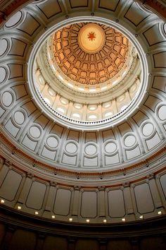 Really liked this - Texas State Capital - Dome