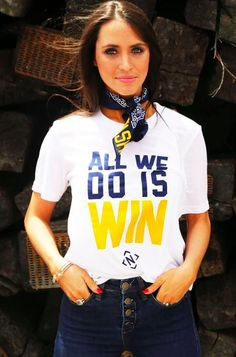 9a4d079c All We Do Is Win / Nashville Outfit / Predators Outfit / Hockey Game Outfit  / The NASH Collection / Nashville