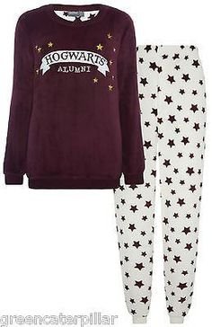 HARRY POTTER PYJAMAS HOGWARTS ALUMNI - Out Of Stock, See HP catalog fo – Click. Buy. Love.