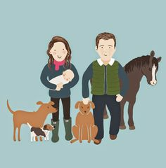 Emily Kiddy: Illustrating My Family - Part Five