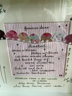"""Bild ELEFANTENPARADE <3 ganz viele Elefanten :)  UNIKAT  incl. Rahmen und Passepartout   ❤️alle meine persönlichen Bilder sind unverwechselbar mit dem """"WG ART handmade with love"""" stofflabel..."""