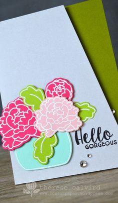 Hello Gorgeous - Detail