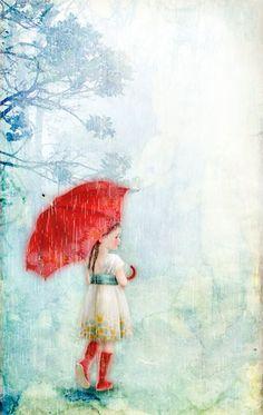Illustration by Japanese illustrator Miharu Yokota
