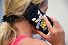 Telefonien wie ein Superheld - Mit der Batman-Handyhülle