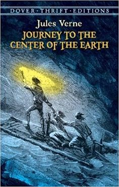 Amazon.com: Journey to the Center of the Earth (Dover Thrift Editions) (9780486440880): Jules Verne: Books