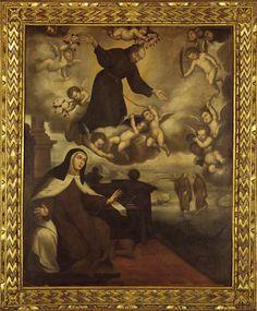 el blog del padre eduardo: Santa Teresa habla de san Pedro de Alcántara