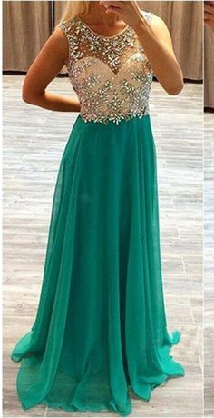 Gorgeous Prom Gown,Blue Prom Gown,Beaded Prom Gowns,Sequin Prom Gown,A Line Prom Gown,Sexy Prom Gown,Long Prom Gown,Party Dress