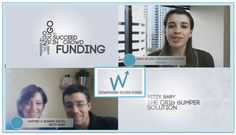 #wazgo interviewed our Indiegogo journey and was a great joy to share with others! #bitzybaby
