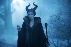 "Exclusive: Q&A with ""Maleficent"" Costume Designer on Dressing Angelina, Inspiration"