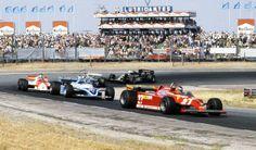 Gilles last win in Spain 1981, The Spanish Train