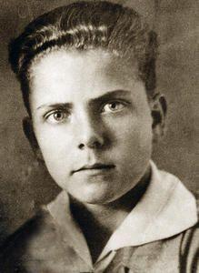 Arno Schmidt, Hamburg 1927