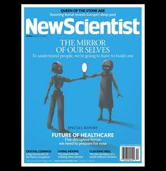 Daniel Stolle has created the cover illustration for this week's New Scientist magazine.