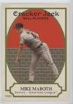 Mike Maroth (Baseball Card) 2005 Topps Cracker Jack #39 -- Awesome products selected by Anna Churchill
