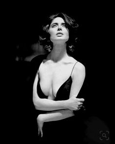 Isabella Rossellini - Henry Weaver - - Gone Glamour - Prominente Isabella Rossellini, Roberto Rossellini, Classic Actresses, Beautiful Actresses, Hollywood Glamour, Classic Hollywood, Italian Actress, Steven Meisel, Classic Beauty