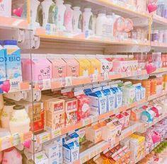 ❤ Kawaii Box ❤ The Cutest Subscription Box ❤ Aesthetic Japan, Japanese Aesthetic, Korean Aesthetic, Aesthetic Food, Aesthetic Anime, Japanese Candy, Japanese Food, Japanese Drinks, Japanese Sweets