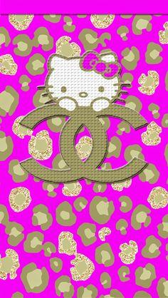 Pink Wallpaper Girly, Hello Kitty Iphone Wallpaper, Hello Kitty Backgrounds, Love Wallpaper, Cellphone Wallpaper, Animal Print Wallpaper, Abstract Iphone Wallpaper, Wallpaper Backgrounds, Alphabet Wallpaper