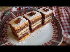 Vegan Desserts, Vegan Recipes, Romanian Food, Food Cakes, Nutella, Tiramisu, Cake Recipes, Biscuits, Cheesecake