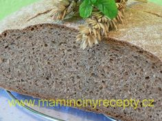 Celozrnný kváskový chleba