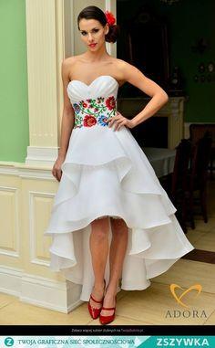 ludowe suknie ślubne - Google leit