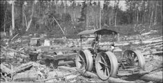 Funter Bay History: Logging | Saveitforparts
