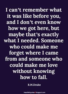 20 Best Poetry Quotes by R.M Drake | Heartfelt Love And Life Quotes