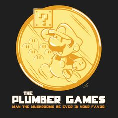 The Plumber Games #Mario