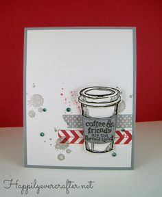 Perfect Blend; Stampin' Up! demonstrator, Angie Britt; Happily Ever Crafter: The Perfect Wednesday!!