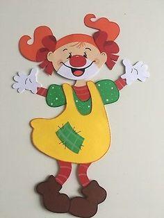 Fensterbild Tonkarton Clown Mädchen Pippi Langstrumpf Karneval Fasching Deko Source by The post Fens Carnival Decorations, Carnival Themes, Party Themes, Pippi Longstocking, Autumn Crafts, Clowns, Kindergarten, Paper Crafts, Diy Projects